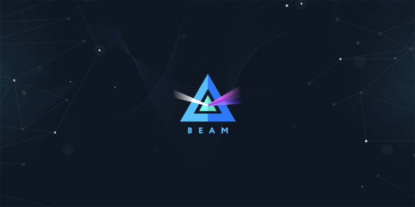 beam privacy coin tien an danh