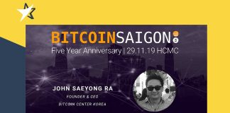 5 Years Bitcoin Saigon – Interview with John Saeyong Ra - Bitcoin Center Korea