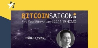 5 Years Bitcoin Saigon - Interview with Robert Vong
