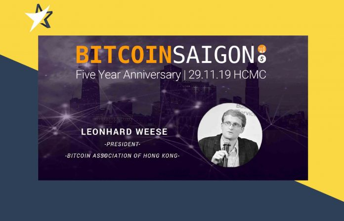 5 Years Bitcoin Saigon - Interview with Leonhard Weese