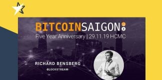 5 Years Bitcoin Saigon - Interview with Richard Bensberg of Blockstream