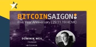 Bitcoin Saigon 5 Years - Interview with Dominik Weil