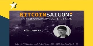 5 Years Bitcoin Saigon - Interview with Tomo Huynh