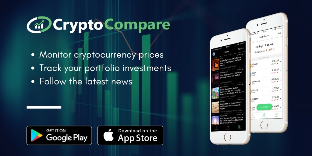 CryptoCompare App