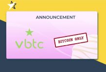 VBTC announcement