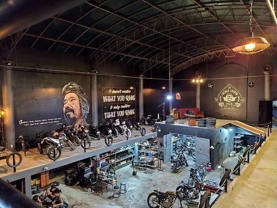 Caveman Custom Cycles will be hosting the inaugural CryptoEcon2020 in Hanoi