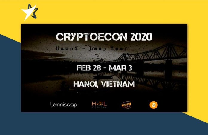 CryptoEcon 2020 coming to Hanoi!