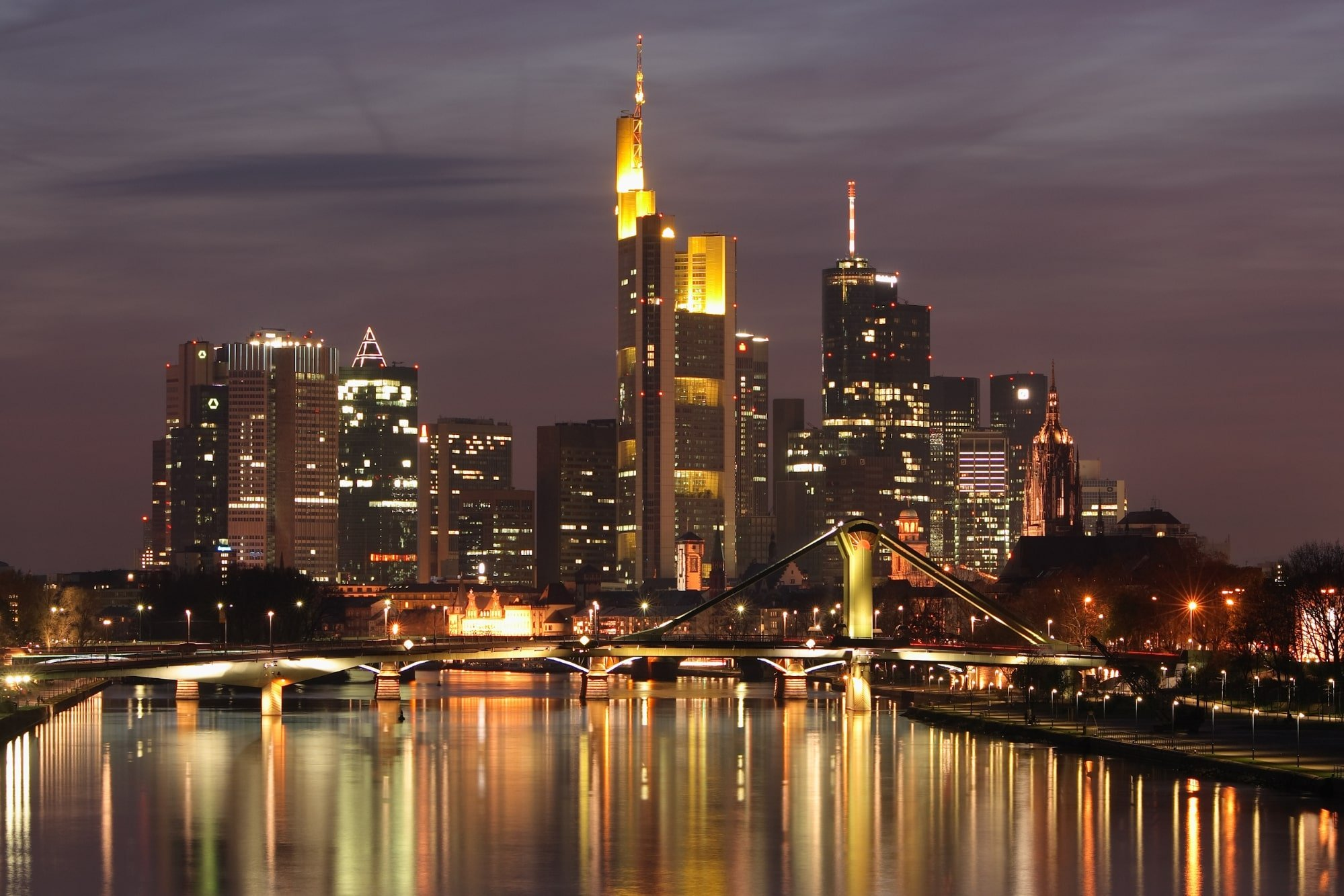 """Mainhattan"", host city of UNCHAIN 2020"