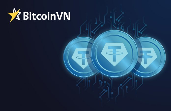 Tether (USDT) now available on BitcoinVN