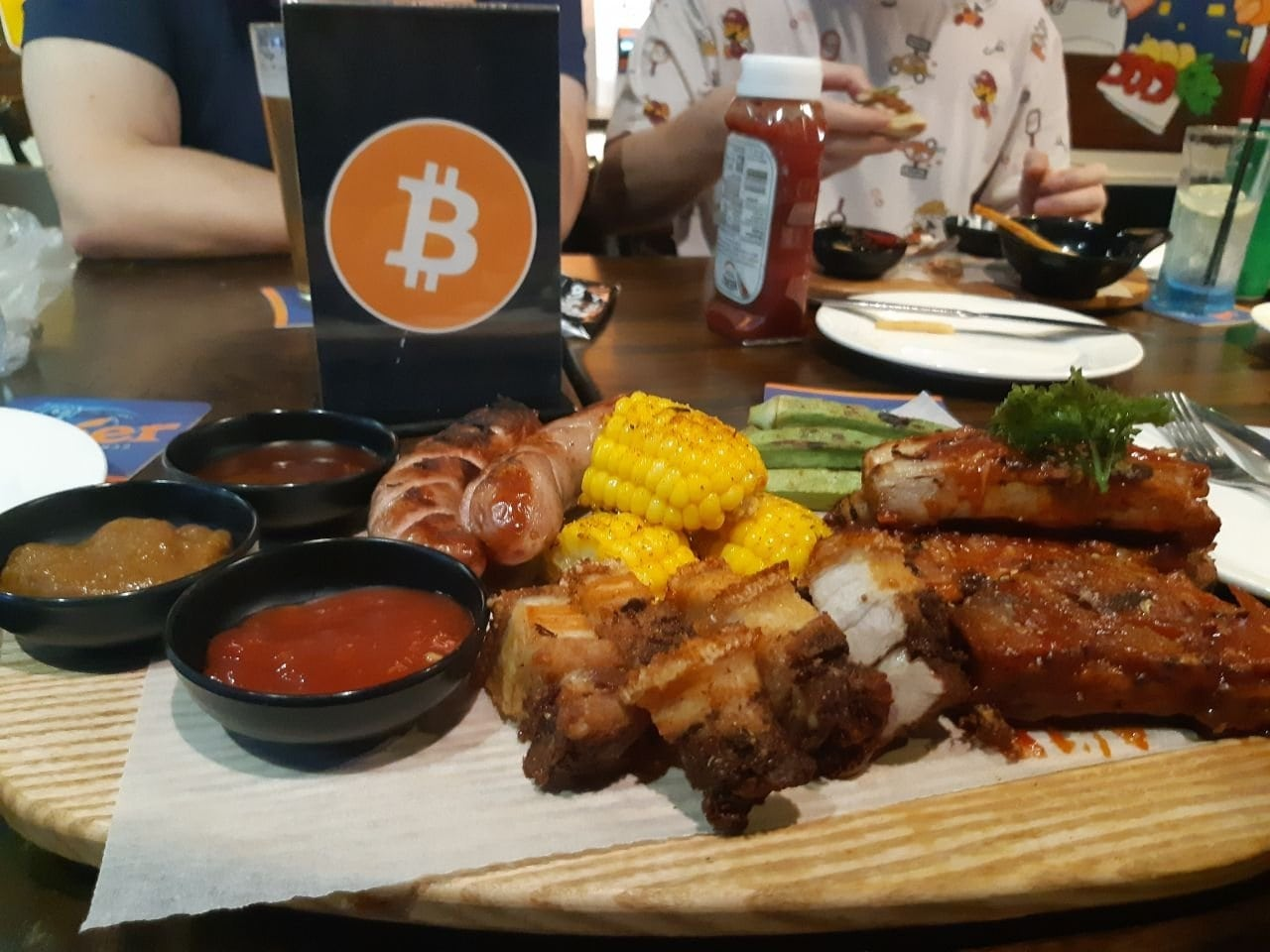 Bitcoin & Meat the recipe for happiness and a long & prosperous life