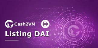 Cash2VN enables Remittances to Vietnam via DAI stablecoin