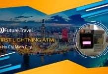 First Lightning ATM in Saigon launches regular operations