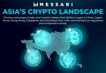 "New Messari Report - ""Asia's Crypto Landscape"""