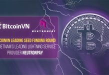 BitcoinVN leading Seed Funding Round in Vietnam's Leading Lightning Service Provider Neutronpay