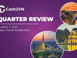 Cash2VN - Quarter 1 2021 Review