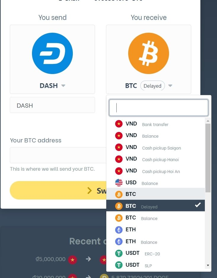 Yep, while you should learn about self-custody… - yes, you can keep your coins with BitcoinVN now