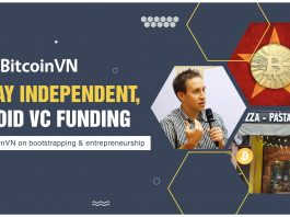 """""""Stay independent, avoid VC funding"""" - BitcoinVN Founder Dominik Weil on bootstrapping & entrepreneurship"""